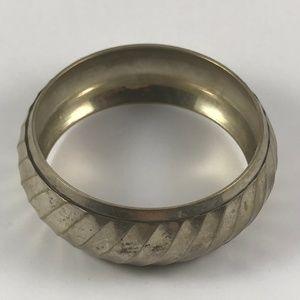 Vintage Silver Bangle, Vintage Silver Bracelet